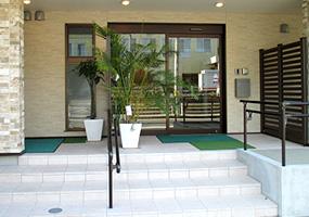 保育室入口