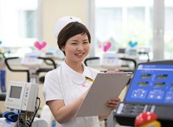 心血管リハビリテーション看護師