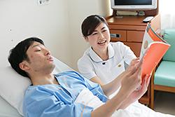 慢性疾患看護専門看護師