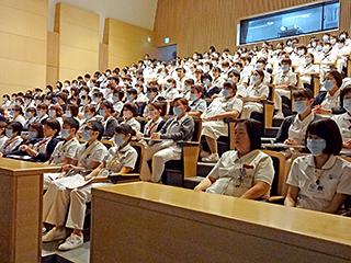 新人看護職員教育研修