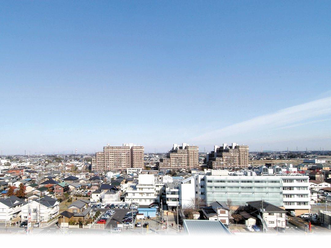 白岡市唯一の地域密着の総合病院