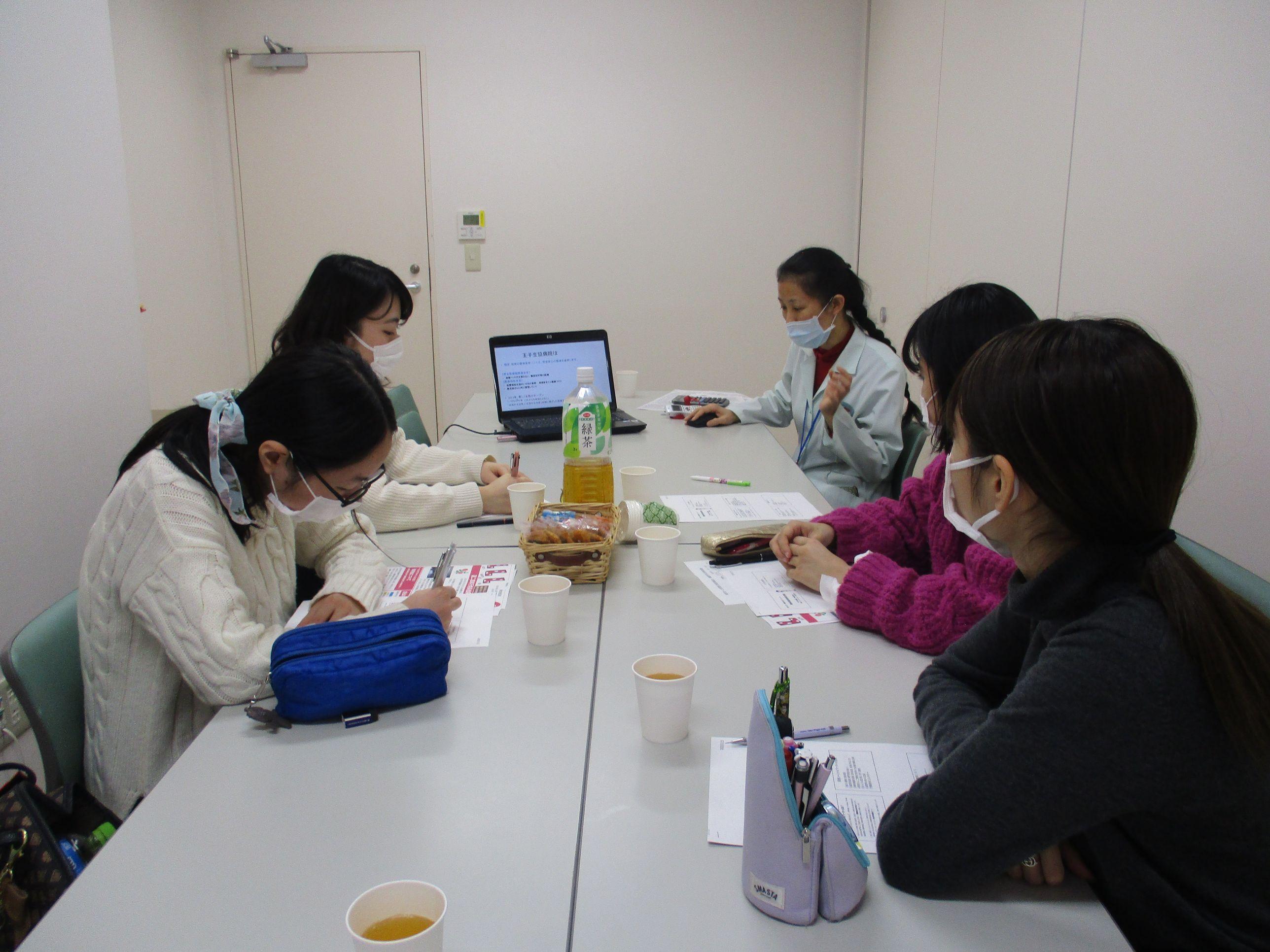 学習会の様子