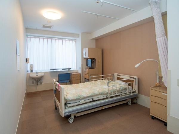 東京都北区初の「緩和ケア」病棟併設