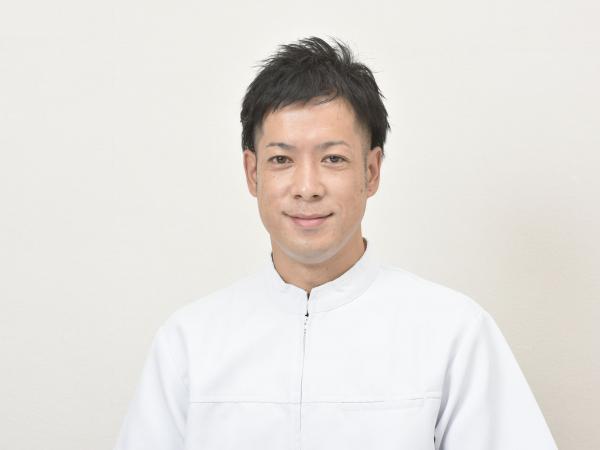 看護部長の神田です。いつも明るく職員に話しかけてくれます。