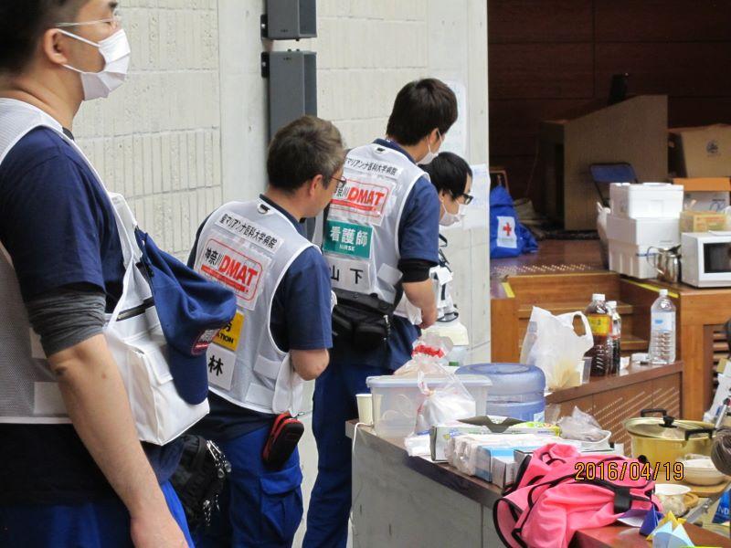 2015熊本地震派遣