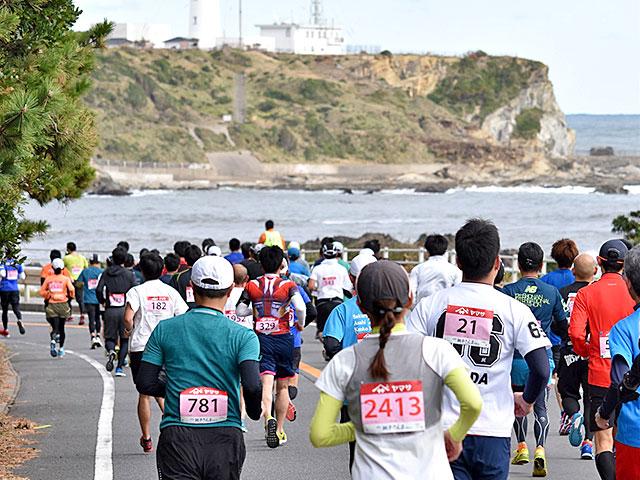 銚子さんまマラソン